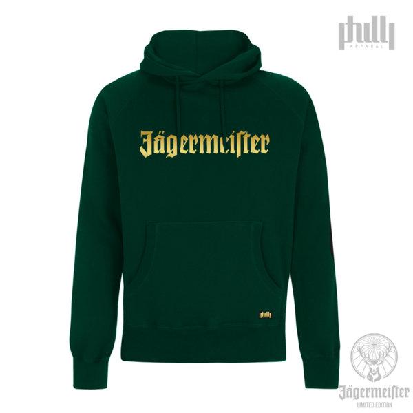 Jägermeister official merch by Philly (urban hoody)