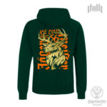 Jägermeister official merch by Philly (urban hoody)