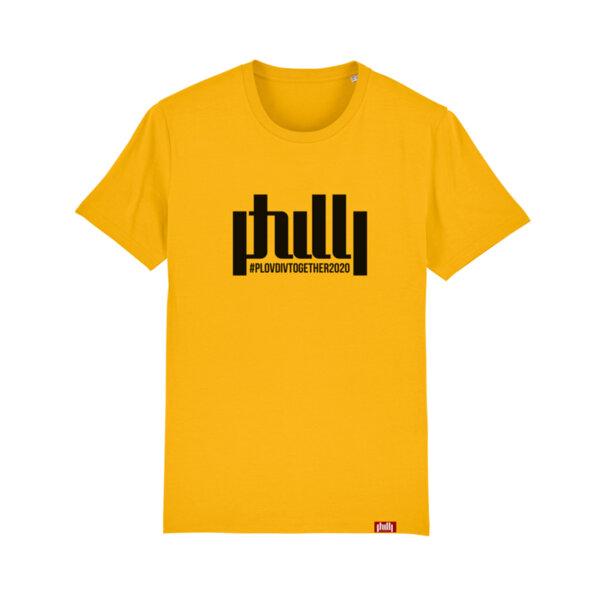 #PT2020 - жълта