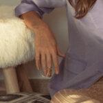 Double Finger Ring Faith
