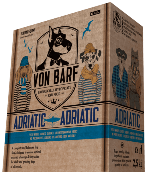 VON BARF ADRIATIC