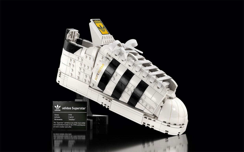 LEGO® и ADIDAS очаквано добра комбинация
