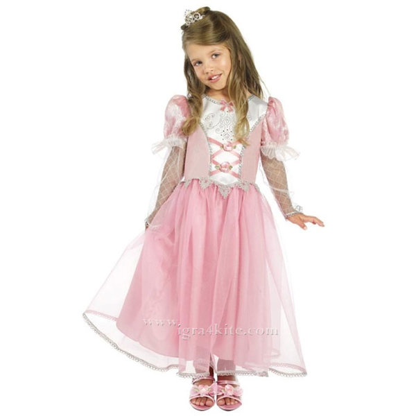 Детски карнавален костюм Принцеса 36330