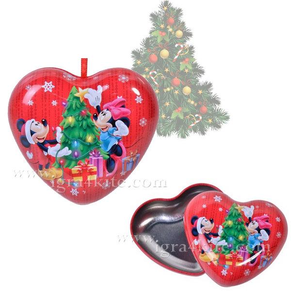 Disney - Коледна играчка за елха  Дисни Мики Маус 81143