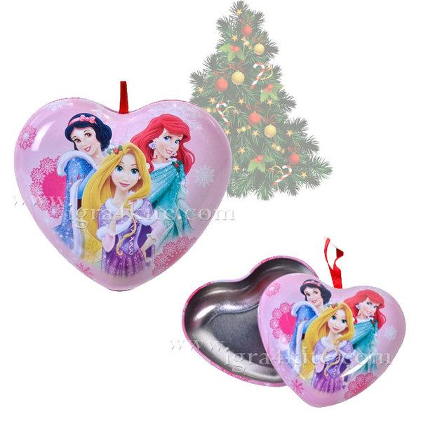 Disney - Коледна играчка за елха Дисни Принцеси 8114