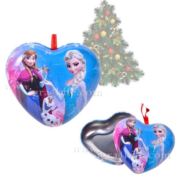 Disney - Коледна играчка за елха Дисни Замръзналото кралство 81141