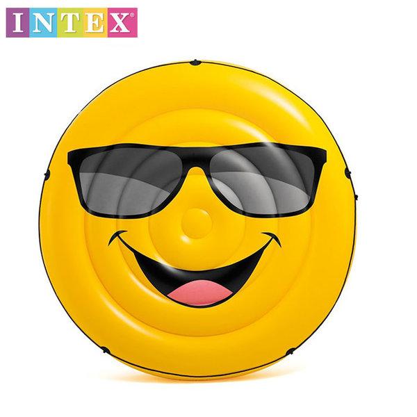 Intex - Надуваем дюшек Имоджи 57254