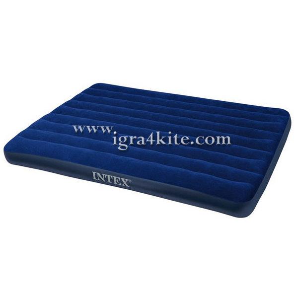 Intex - Надуваем матрак Дауни 68757