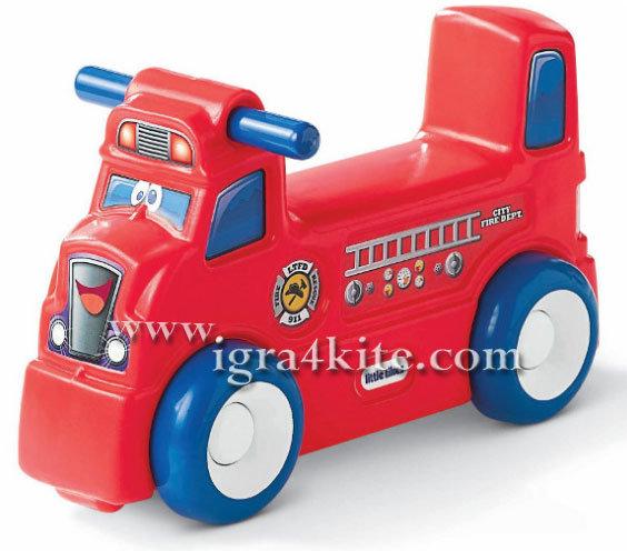 Little Tikes - Пожарникарски мотор