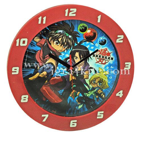 Bakugan - Стенен часовник 133628