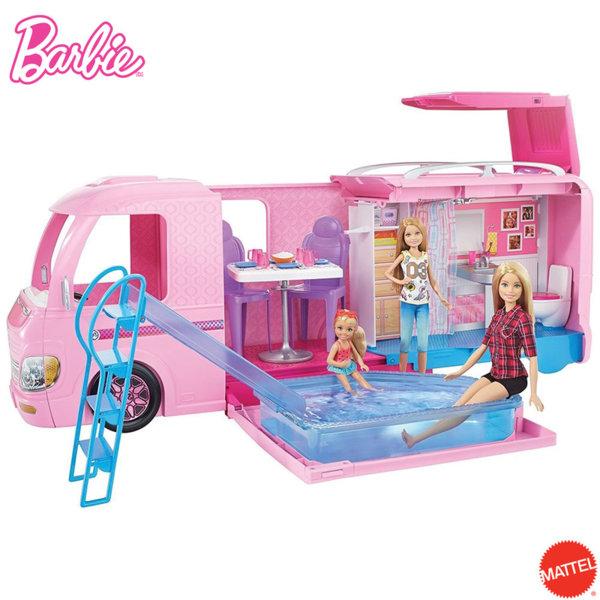 Barbie - Барби Кемпер FBR34