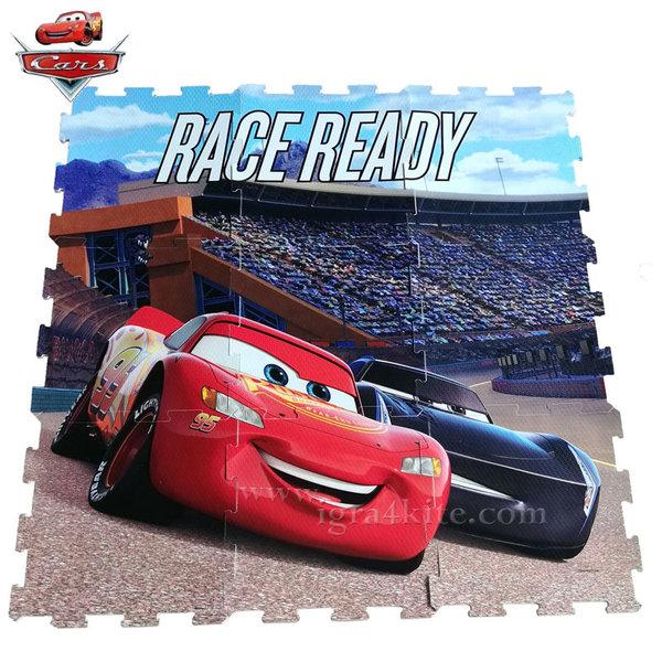 Disney - Мек килим - пъзел Cars 1027-01231