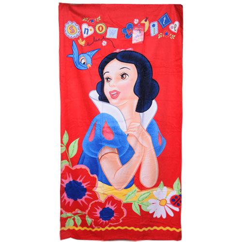 Disney Princess - Детска плажна кърпа Снежанка 28032