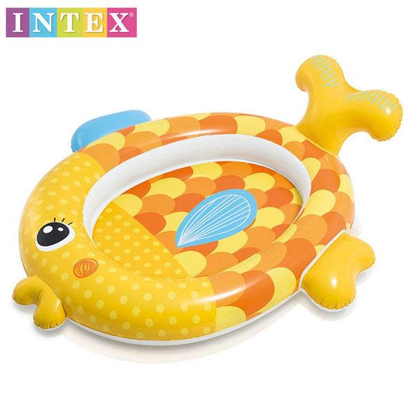 Intex - Бебешки басейн Рибка 57111