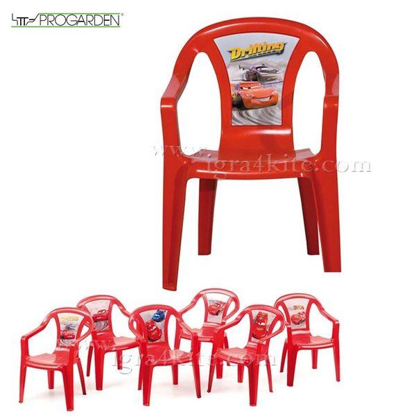 Progarden - Детско столче Disney Cars 12573417