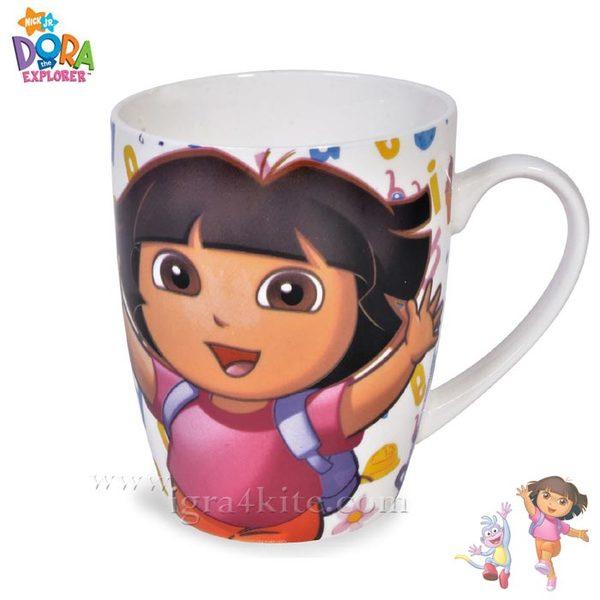 Dora The Explorer - Порцеланова чаша Дора Изследователката 1941314