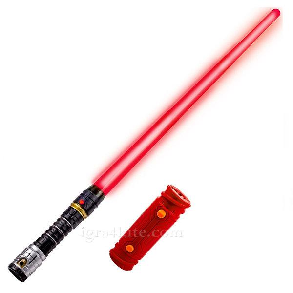 Glowing Sword - Светлинен меч червен 89см 66625