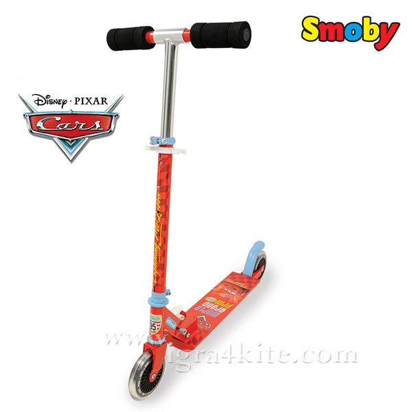 Smoby - Тротинетка Disney Cars 450173