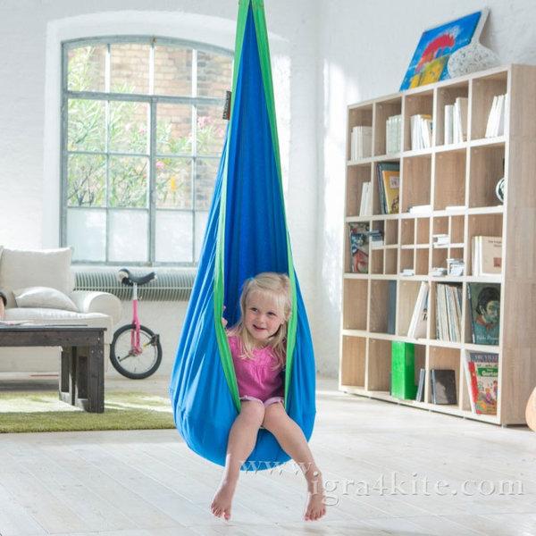 Детска висяща люлка Синьо око 917568