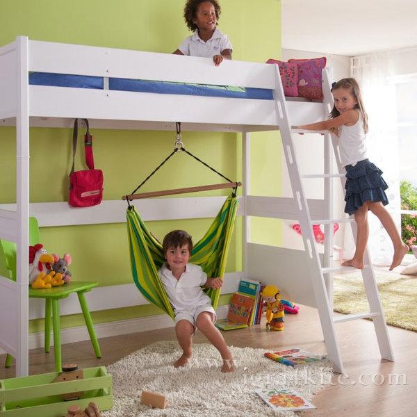 Хамак Детски висящ стол-люлка Жабче 1049195