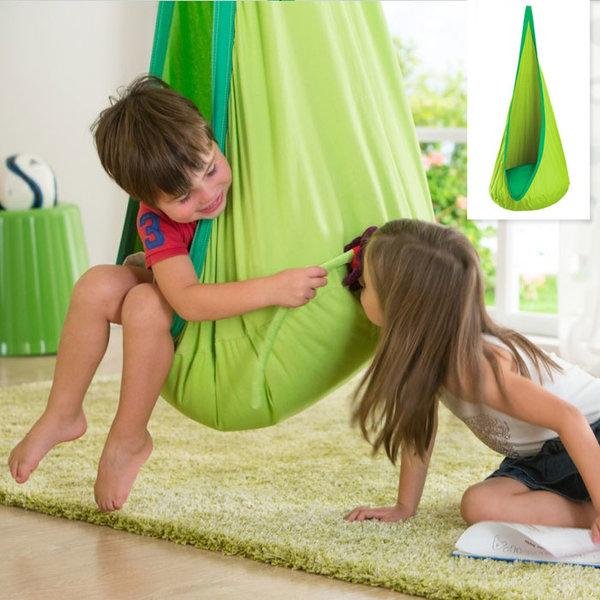 Детска висяща люлка Зелено око 1023195