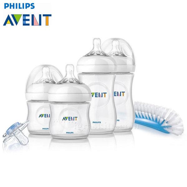 Philips AVENT - Комплект за новородено Natural PP 0460
