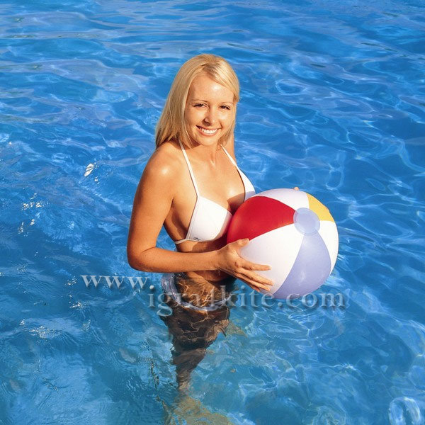 "Bestway - Надуваема топка "" Ивици"" 61см 31022"