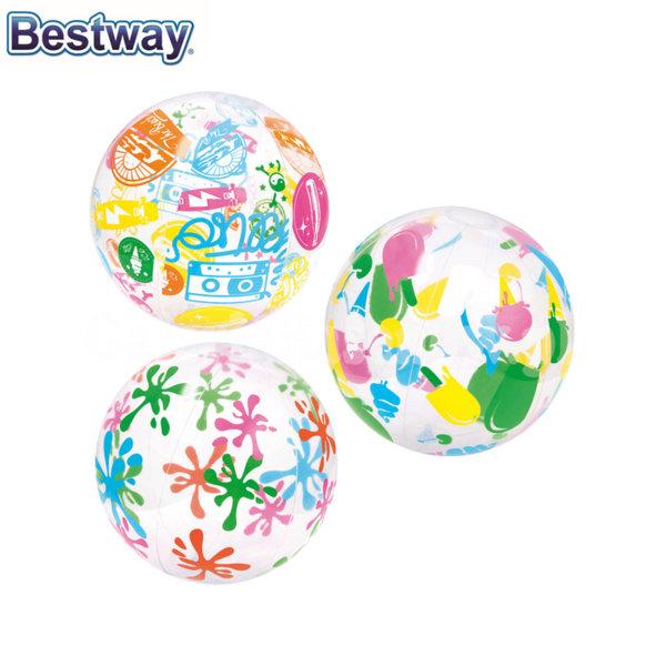Bestway - Надуваема топка Капчица 51см 31036