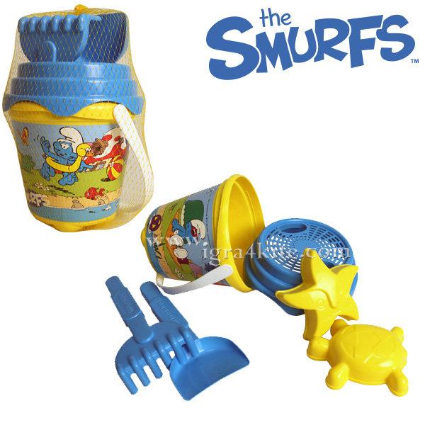 Mondo - Kофичка с формички Смърфовете The Smurfs 1637