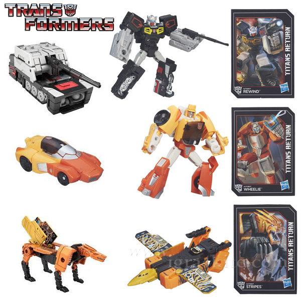 Transformers - Трансформърс Титаните се завръщат Поколение Легенди b7771