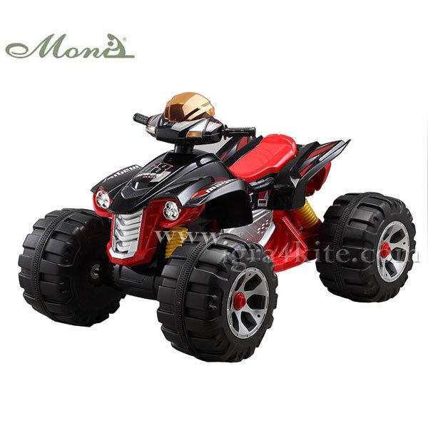 Moni - Детско акумулаторно бъги JS318 черно 100598