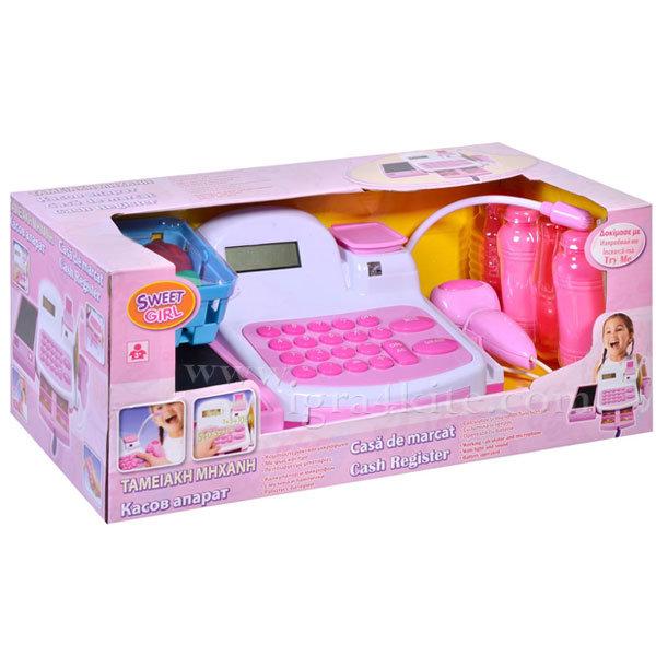 Sweet Girl - Детски касов апарат 71853