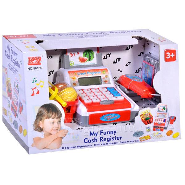 KX - Детски касов апарат 5618