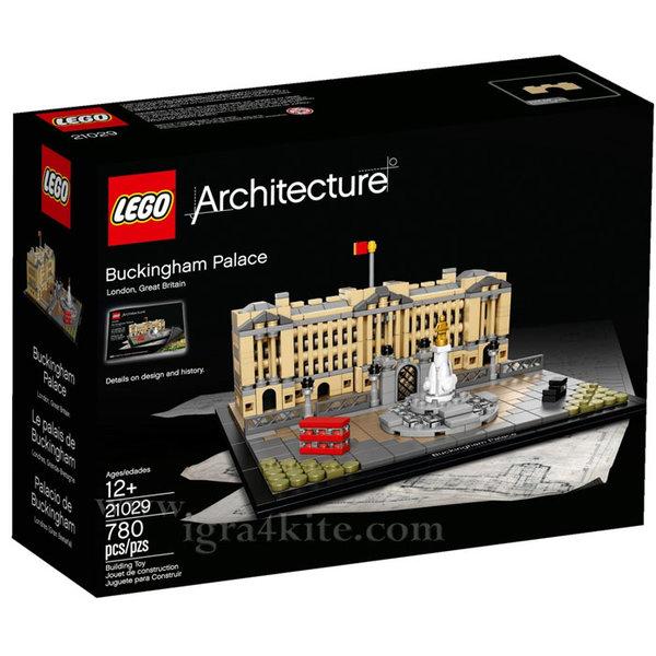 Lego 21029 Архитектура - Бъкингамския дворец