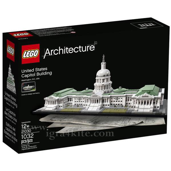 Lego 21030 Архитектура - Капитолия САЩ