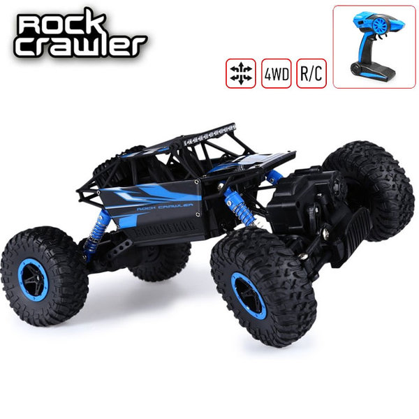 Rock Crawler - Джип Рок Роувър 1:18 28см 1802