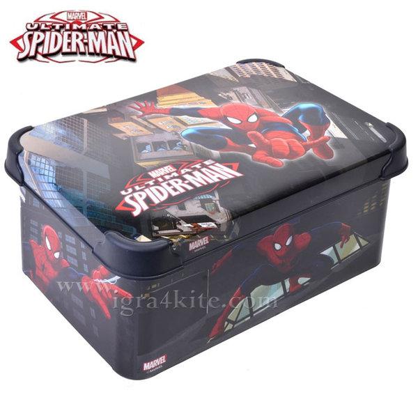 Spider Man - Кутия за съхранение Спайдър Мен 31322