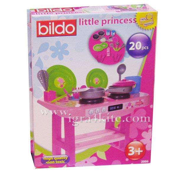 Bildo - Детска кухня Малката принцеса 2006