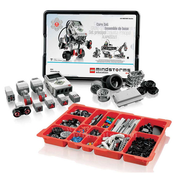 Lego 45544 MINDSTORMS® - Образователен EV3 основен комплект
