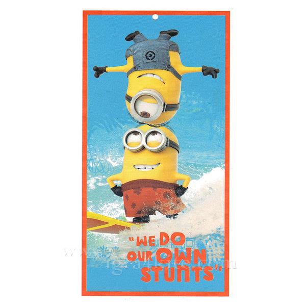 Minions - Детска плажна кърпа Миньоните 82155