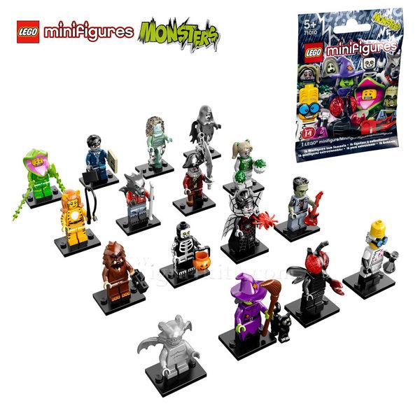 Lego 71010 - Колекционерски мини фигурки серия 14