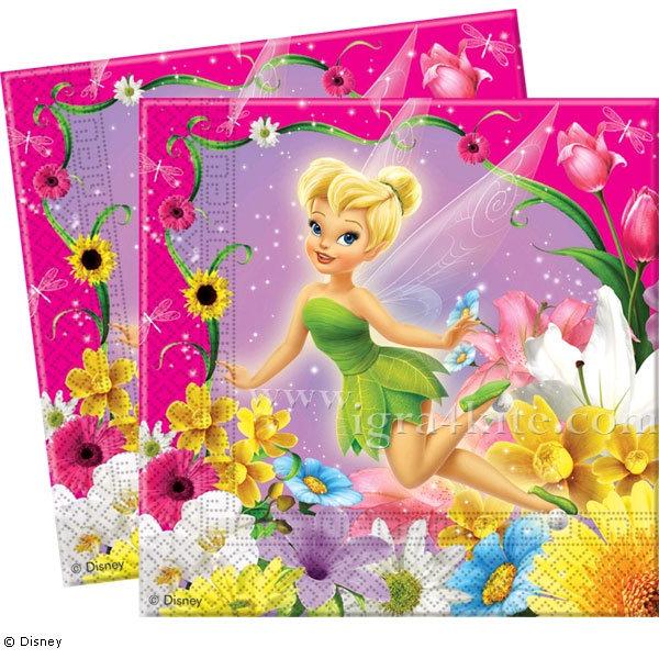 Procos - Fairies Springtime Салфетки 1014