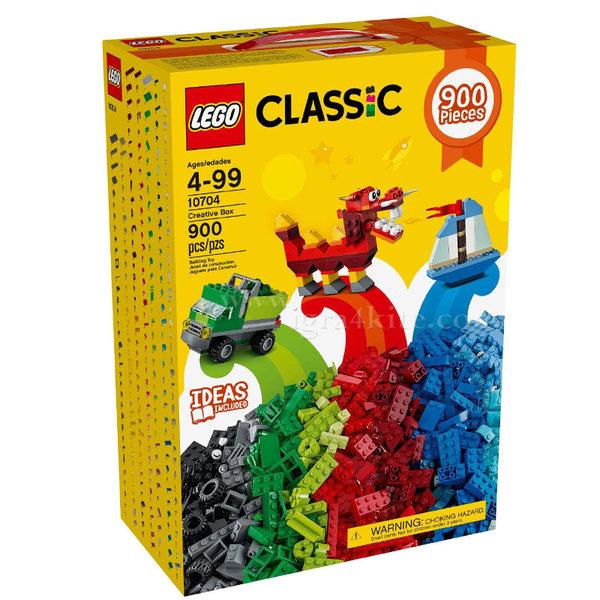 Lego 10704 Classic - Креативна кутия за строене