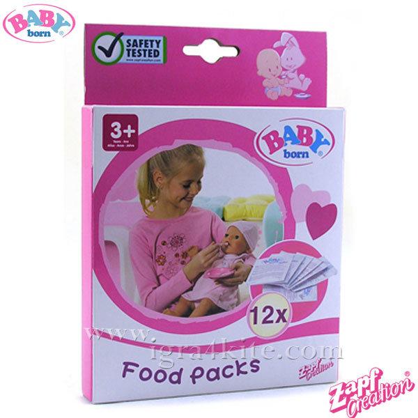 Zapf Creation - Baby Born Бебешка храна 779170