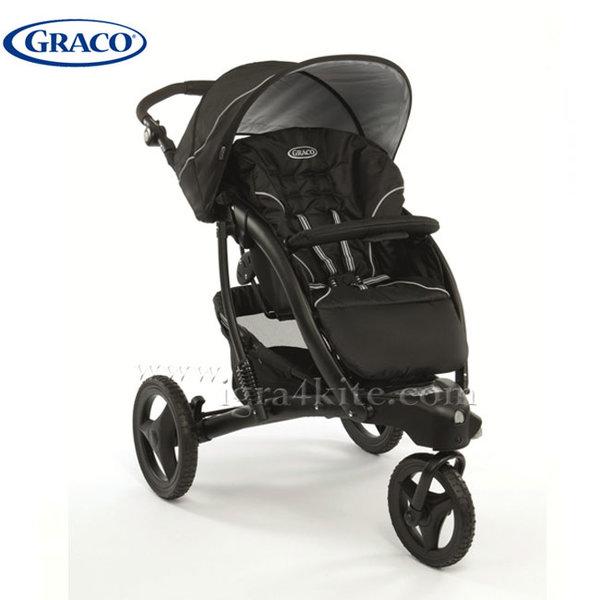 Graco - Бебешка комбинирана количка Trekko Completo Sport Luxe G6T92SLXE