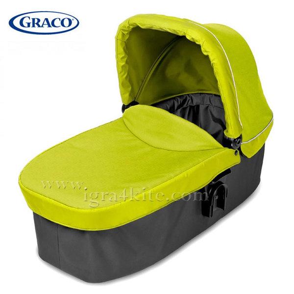 Graco - Зимен кош за новородено Evo Carrycot Lime GAT34LIEU