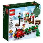 Lego 40262 - Коледно влакче