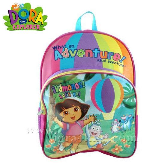 Dora - Ученическа раница Дора Изследователката 3377