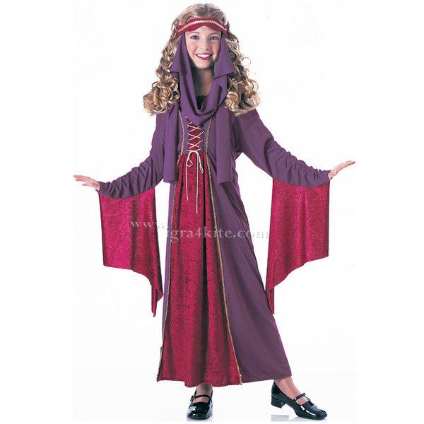 Rubies - Детски карнавален костюм Готическа Принцеса