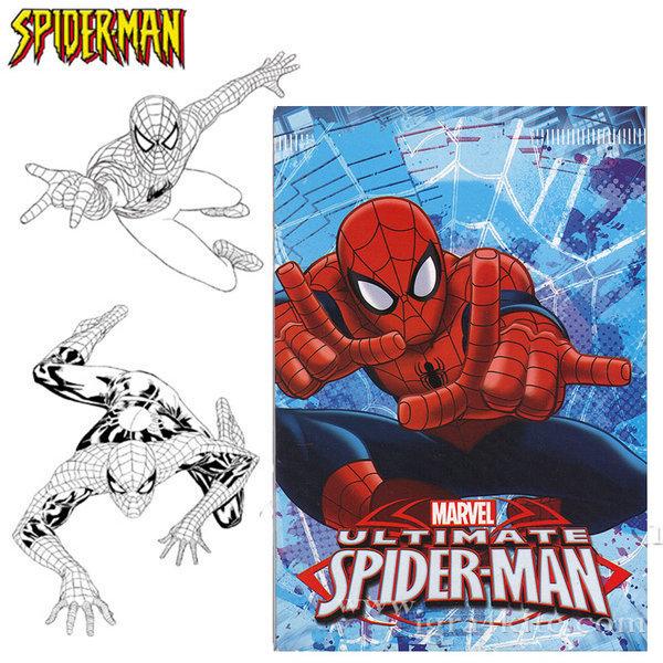SpiderMan - Тетрадка Спайдърмен В5 182074